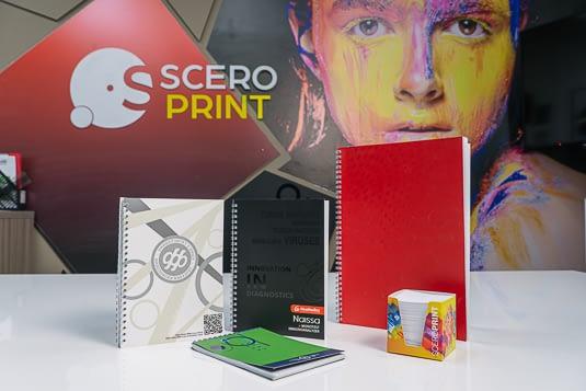 Reklamni blokovi stamparije Sceroprint