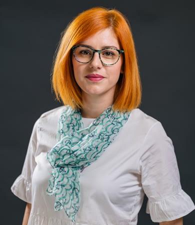 Asistent direktora Sceroprinta Milica Milojkovic