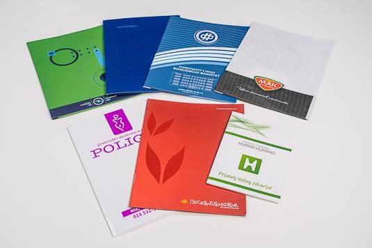 Fascikle stamparije Sceroprint