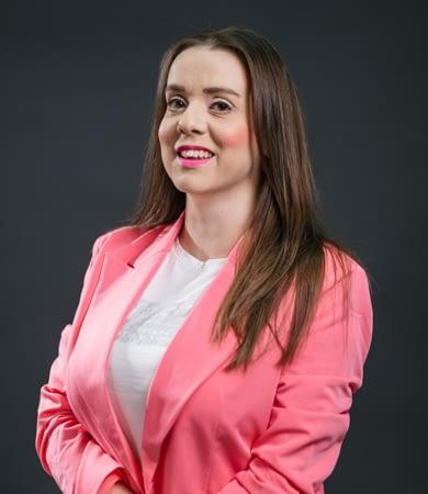 Sceroprint Account Manager Sanja Milojkovic