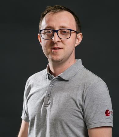 Tehnicki direktor Sceroprinta Ivan Savic